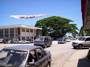 Downtown Nuku'alofa