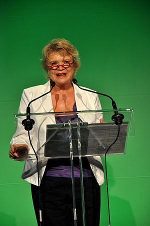 Eva Joly korrupsjonsjeger og presidenkandidat i Frankrike med norsk opprinnelse