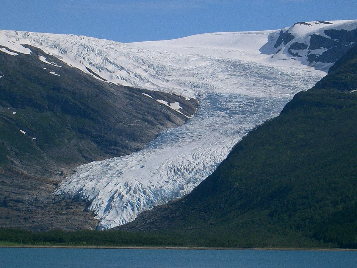 List Of Glaciers In Norway
