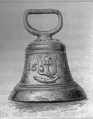 English: A deid (dead) Bell from Glasgow. Date...