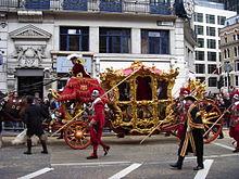 Lord Mayor of London's State Coach - Wikipedia