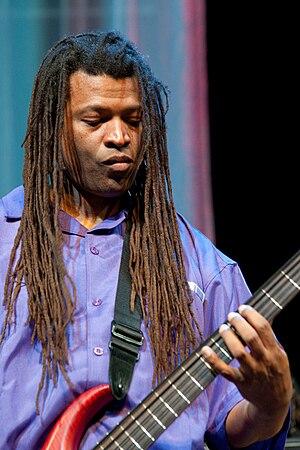 English: Melvin Gibbs, moers festival 2010