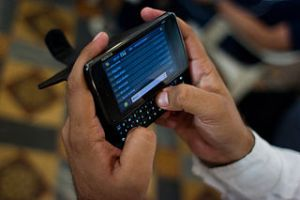 Cellphone Mobile Marketing