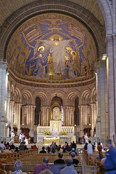 Fichier:Sacre Coeur - Choeur, Abside et Mosaique.jpg