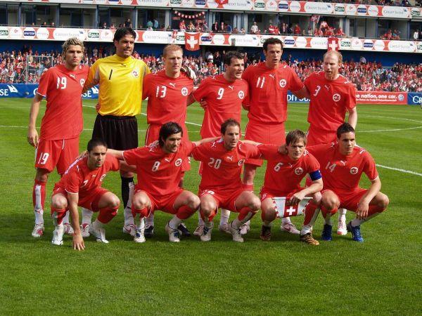 List of Switzerland international footballers - Wikipedia