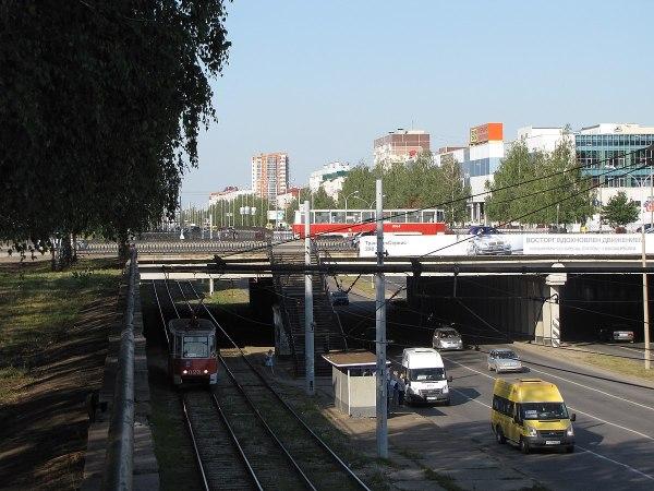 Московский проспект (Набережные Челны) — Википедия