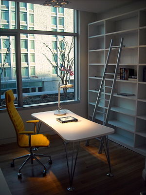 22 West - home office