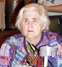 Anne McCaffrey in 2005