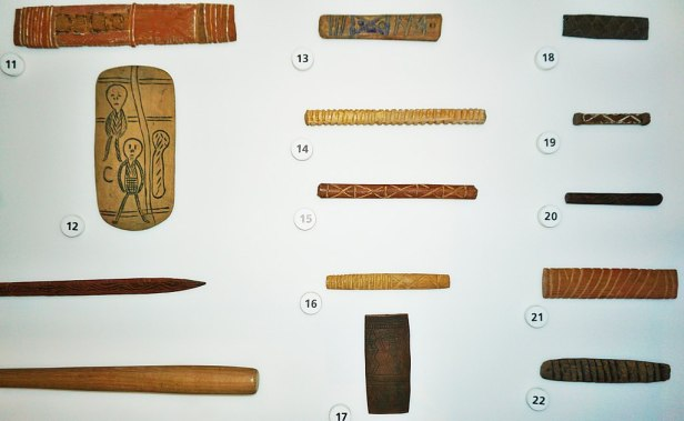 Australian Museum - Joy of Museums - Australian Aboriginal Shields 2
