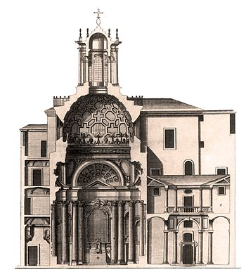 English: Sebastiano Giannini: Section of San C...