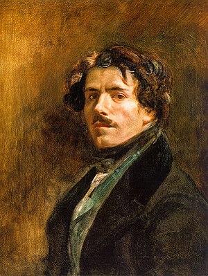 Eugène Delacroix, 1837
