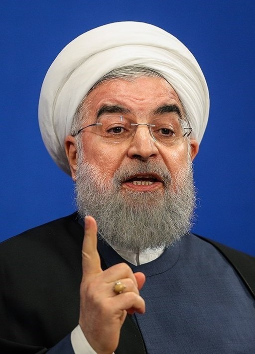 Hassan Rouhani press conference 2017-04-10 14