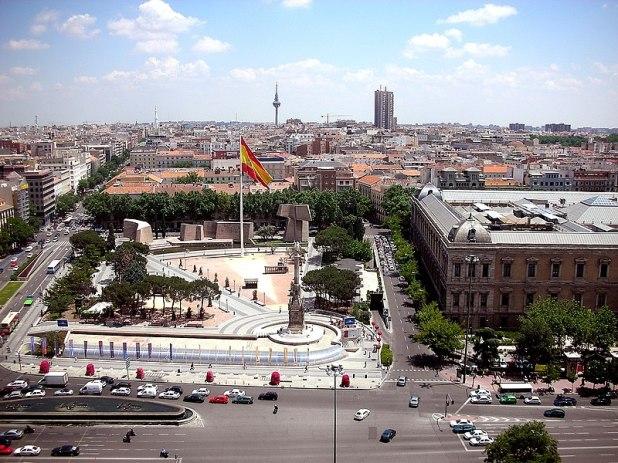 File:Plaza de Colón (Madrid) 06.jpg