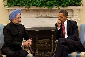 President Barack Obama meets with Prime Minist...