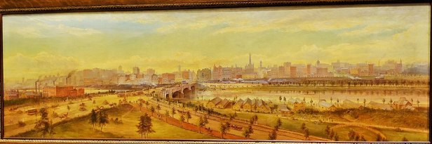 State Library of Victoria - Joy of Museums - Melbourne 1905 by Laurence William Wilson