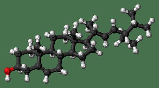 Stigmasterin molecule ball