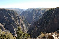 Canyon nero gunnison Colorado.jpg