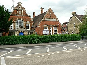Castle Lower School, Goldington Road, Bedford ...