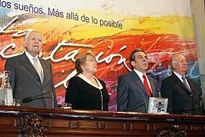 Resultado de imagen para chile concertacion