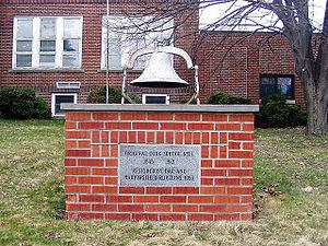 Cork Elementary School Bell