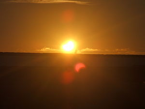 Español: Eclipse solar parcial del 4 de enero ...