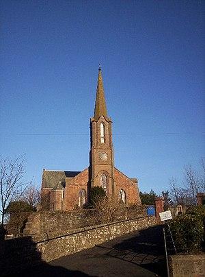 English: Fettercairn Church of Scotland Church.