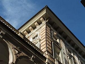 Genova, Via Garibaldi Palazzo Podestà