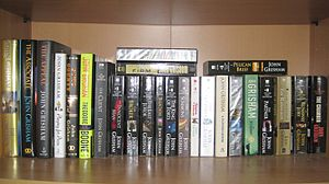 complete collection of John Grisham fiction an...