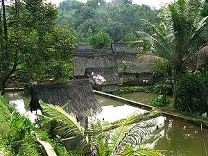 English: Kampung Naga village - Tasikmalaya, I...