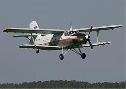 Antonov An-3 - Wikipedia