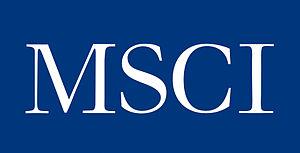 English: MSCI Logo