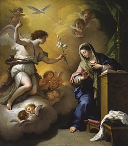 Paolo de Matteis - The Annunciation.jpg