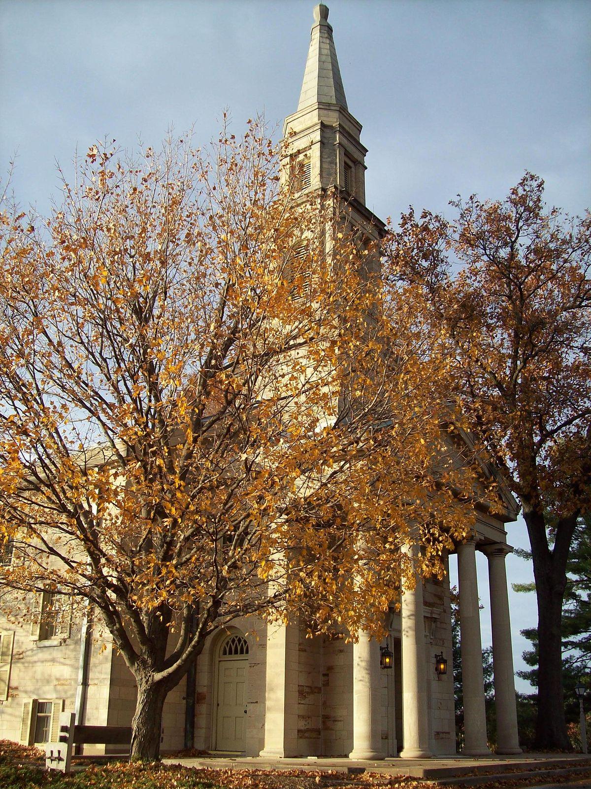 Principia College Historic District Wikipedia