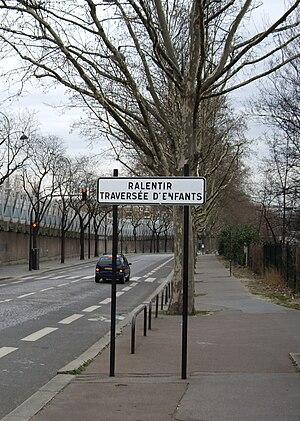 Français : Sigmund-Freud, Paris 19 e .