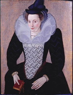 Portrait of an Unknown Lady, Oil on Panel, 33 ...