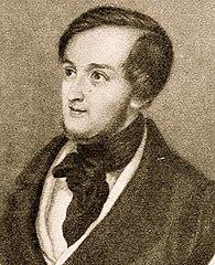 Der junge Richard Wagner, ca. 1830