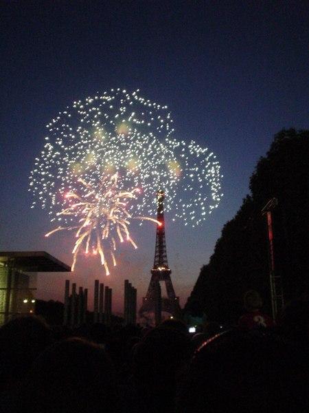 File:14 July fireworks in Paris.jpg