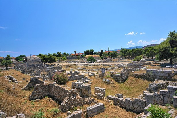 Archaeological Site of Ancient Corinth by Joy of Museums