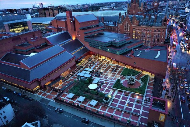 British Library - Joy of Museums