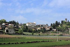 Cavriana panorama