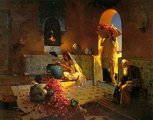 The Perfume Maker, by Rodolphe Ernst
