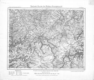 Eupen (Karte des Deutschen Reiches, 455. Eupen...