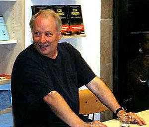 Joe R. Lansdale a Roma nel 2006. Per gentile c...