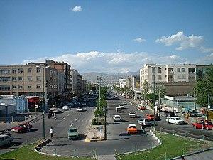 City of Karaj, Iran