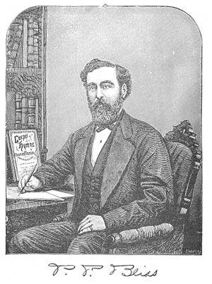 Philip Paul Bliss