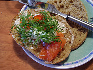 English: Picture is documenting Finnish food s...