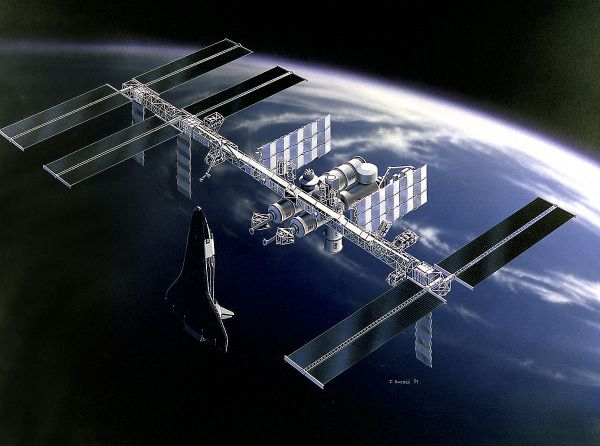 Space Station Freedom Wikipedia