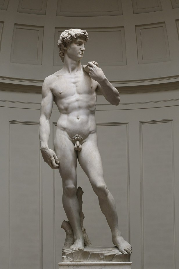 'David' by Michelangelo Fir JBU002
