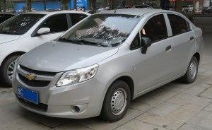 Chevrolet Sail  Wikipedia