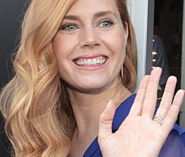 Hot Girl Introduced The Recurring Character Katy Played By Amy Adams